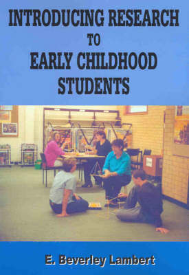Introducing Research to Early Childhood Studies
