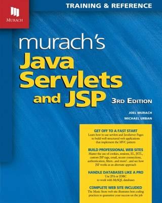 Murachs Java Servlets & JSP