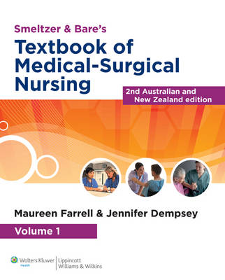 Smeltzer and Bare's Textbook of Medical-Surgical Nursing and Pharmacology for Nursing and Midwifery Value Pack