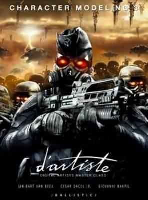 D'Artiste Character Modeling 3: Digital Artists Masterclass