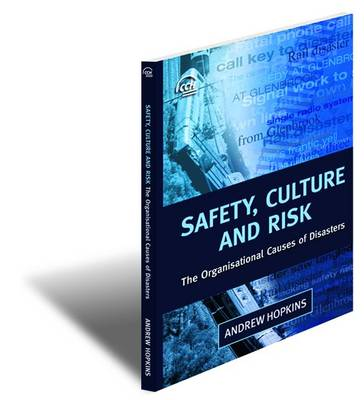 Safety, Culture and Risk: 3905a