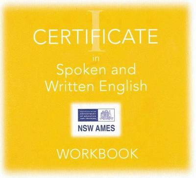 Certificate I in Spoken and Written English: Audio CD