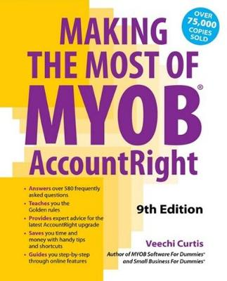 Making the Most of MYOB Account Right