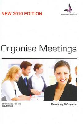 Organise Meetings - BSBADM405B