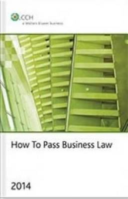 How to Pass Business Law