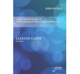 BSBWHS302A - Student Workbook