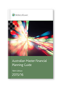 Australian Master Financial Planning Guide 2015/16 18th Edition