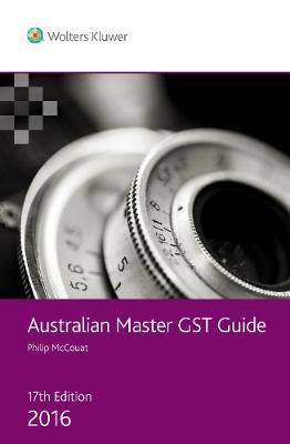 Australian Master GST Guide 2016