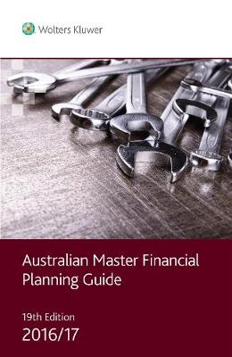 Australian Master Financial Planning Guide 2016/17