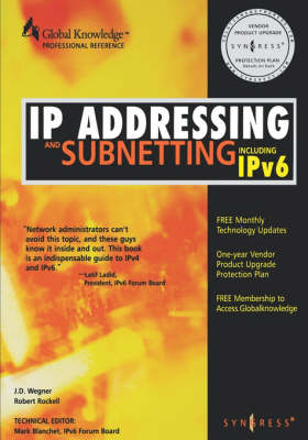 IP Addressing and Subnetting INC IPV6: Including IPv6