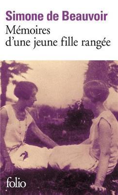 Memoires D'Une Jeune Fille Rangee