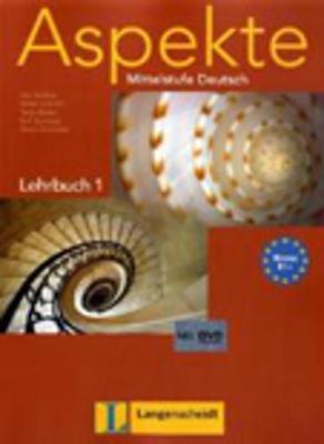 Aspekte: Lehrbuch MIT DVD 1