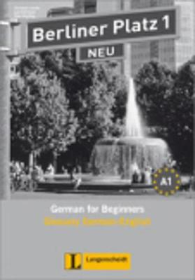 Berliner Platz Neu: Glossar 1