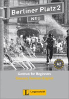 Berliner Platz Neu: Glossar Deutsch- Englisch 2