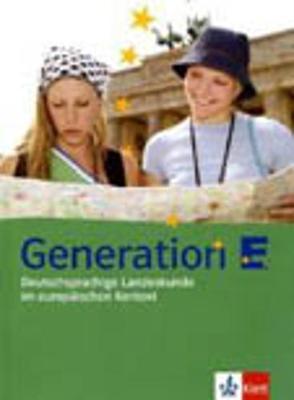 Generation E: Kursbuch