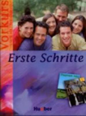 Erste Schritte: Kursbuch. Vorkurs Deutsch Als Fremdsprache