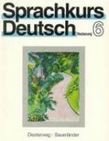 Sprachkurs Deutsch: Lehrbuch 6: Lehrbuch 6