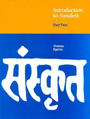 Introduction to Sanskrit: Part 2