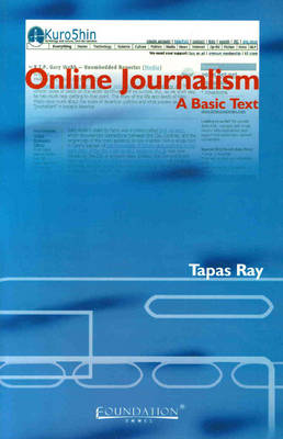Online Journalism: A Basic Text