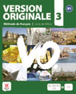 Version Originale: Livre De L'Eleve + CD + DVD 3 (B1)