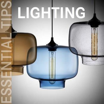 Lighting Essential Tips