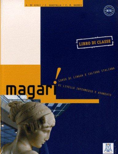 Magari: Libro + eserciziario + CD-audio (2)
