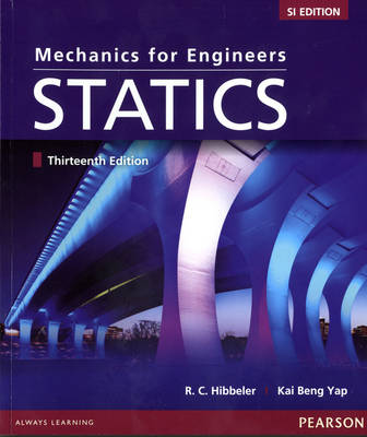 Mechanics For Engineers: Statics, SI Edition