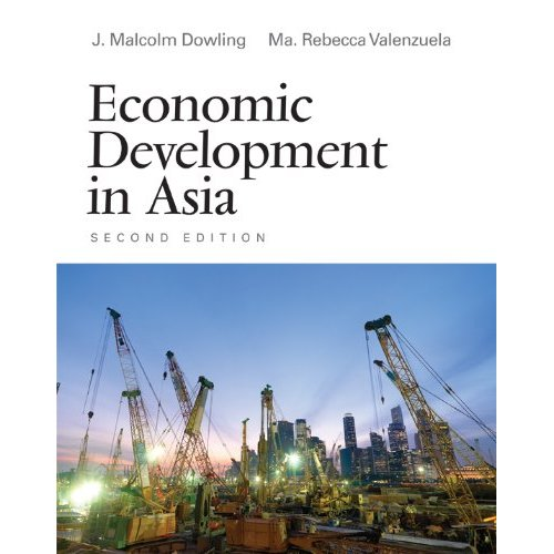 Economic Development In Asia 2nd Edition
