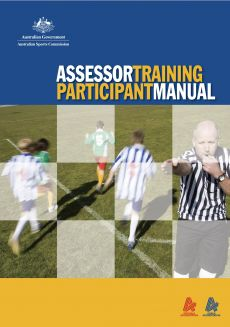 Assessor Training Participant Manual