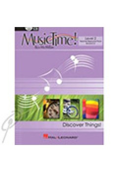 Music Time! Discover Things! Level 2 (Teacher Resource Book CD)