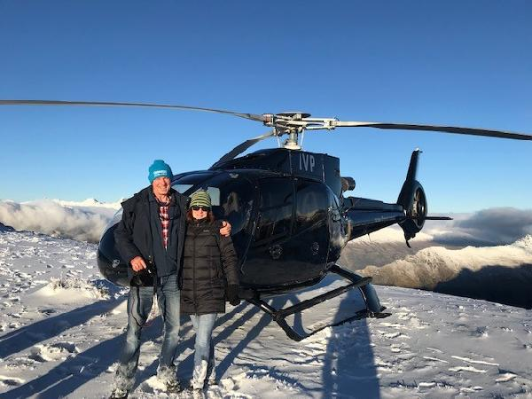 Remarkables Helicopter  tour