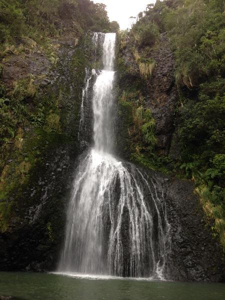 Waterfalls (Karekare) and Piha Beach