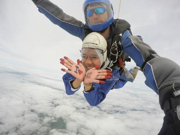 Skydive Auckland - 13,000 ft Tandem - Epic deals and last