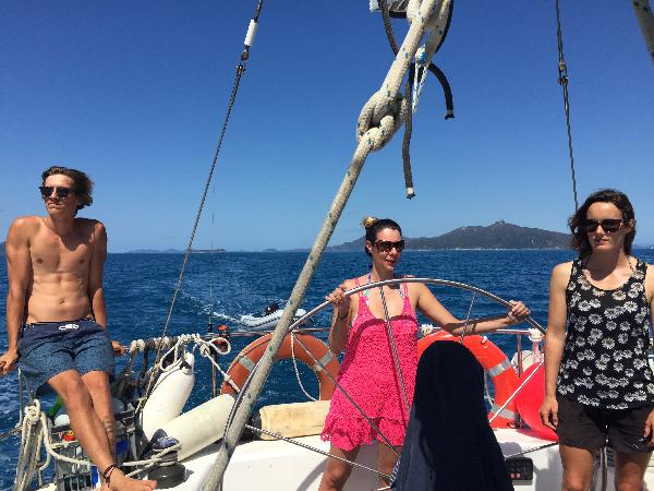 Mandrake - 2 Day 2 Night Whitsundays Sailing - Epic deals