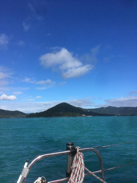 Amazing whitsunday trip