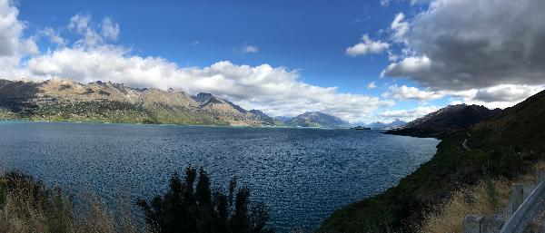 A fun trip to Glenorchy and Paradise