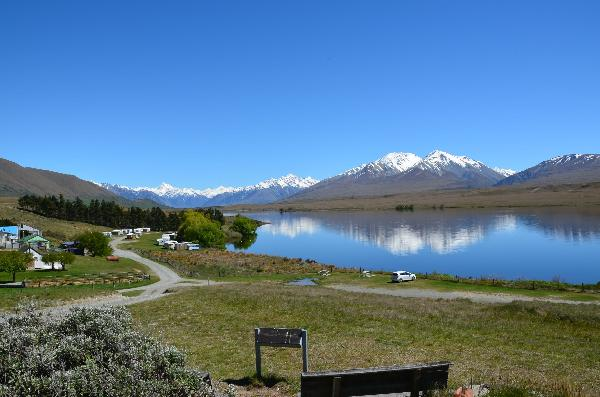 What a day in the southern alps