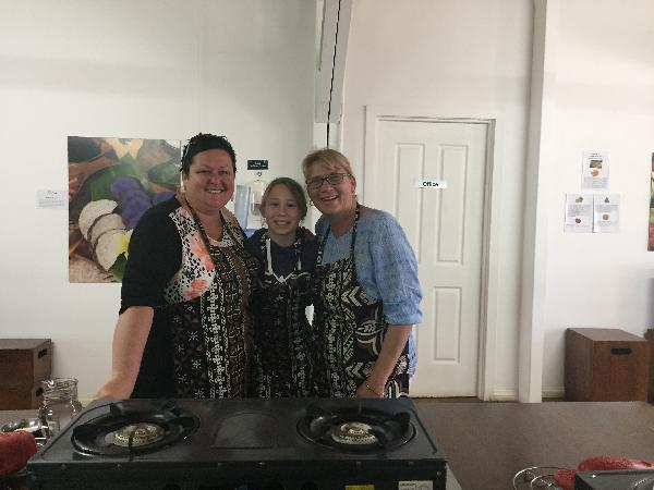 Flavours of Fiji cooking class