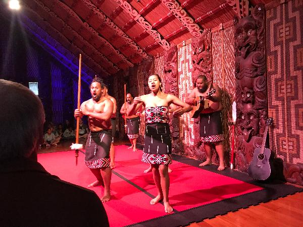 An interesting insight into Maori history