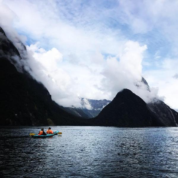 Unreal trip, best way to see Milford Sound