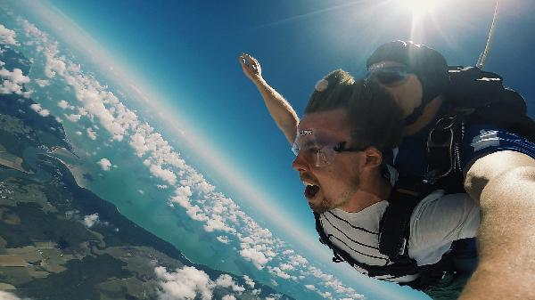 BEST SKYDIVE IN Cairns REAL 15000FT