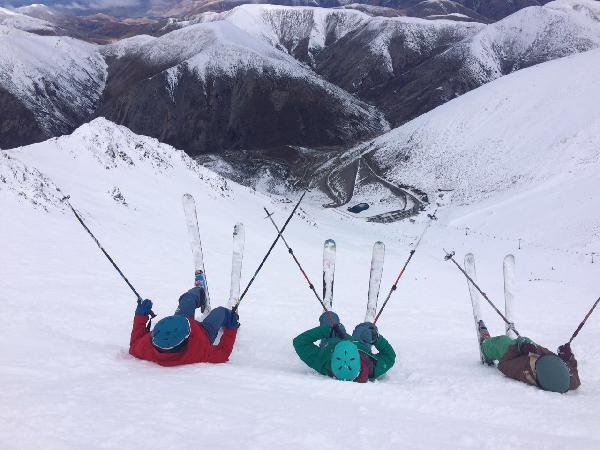 Fantastic, friendly ski area
