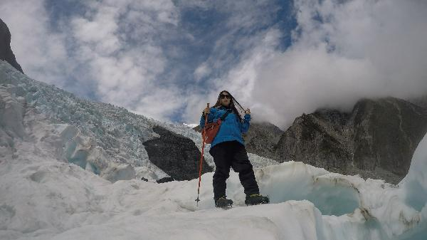 Astonishing view & awesome glacier hike