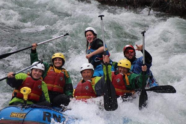 Exhilarating adventure!
