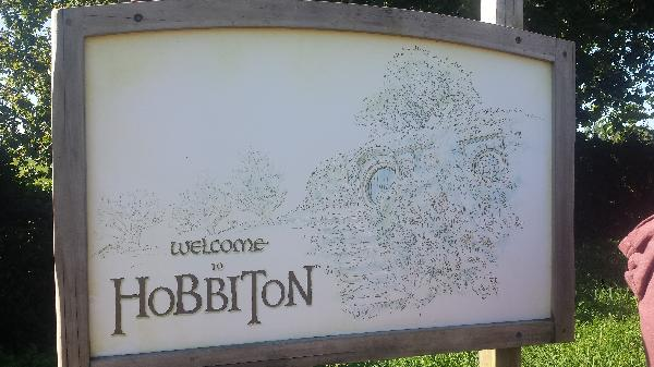 Welcome to Hobbiton.