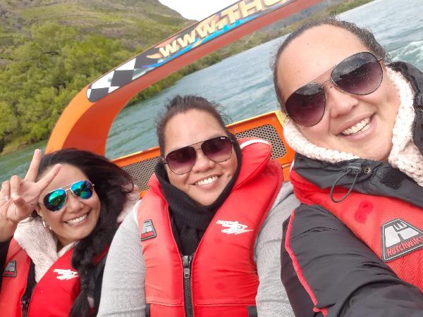 Jet boating fun!