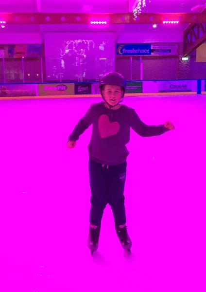 Great ice skating experience