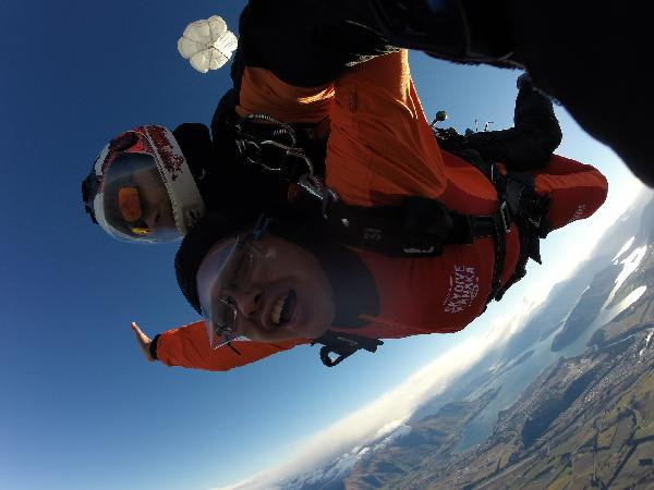 來紐西蘭必做的事,一定要選15000英呎的!
