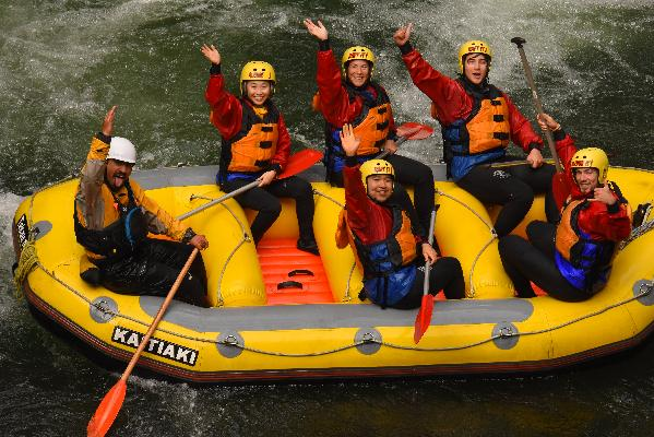 My best rafting experience!