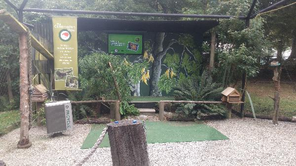 Great place to see NZ wildlife
